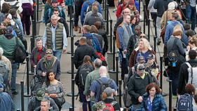 US buried in record number of travelers: Where, when it'll be most frightful