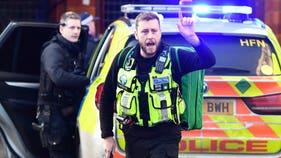 London Bridge shut down amid reports of gunfire