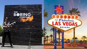 Elon Musk's Boring Company makes groundbreaking news in Las Vegas