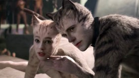 Universal sending theaters new version of 'Cats'