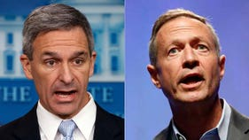 Former presidential candidate ripped into Homeland Security chief at bar