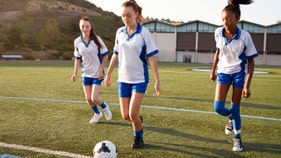 Girls soccer head injury risk nearly matches boys football: Study