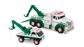 This year's Hess holiday truck marks first in company's 55-year tradition