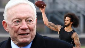 Cowboys' Jerry Jones: Kaepernick's workout 'wasn't about football'