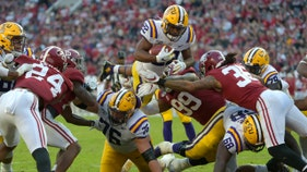 This weekend saw most-watched college football game in years