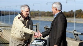 This state hoping 'Fish Fence' solves costly carp problem