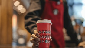 Starbucks pours free drinks nationwide: Here's how to get one