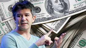 Uber co-founder Travis Kalanick cashes out