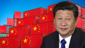 China exports slide under US tariff chokehold