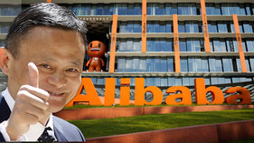 Alibaba raises $12.9 billion in Hong Kong listing