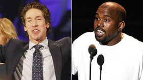Kanye West to partner with Joel Osteen for free 'Sunday Service'