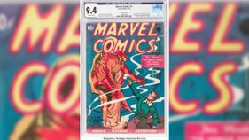 First-ever Marvel comic sells for eye-popping price, smashes record
