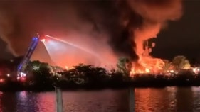 Multimillion-dollar yachts destroyed in predawn fire at Florida marina