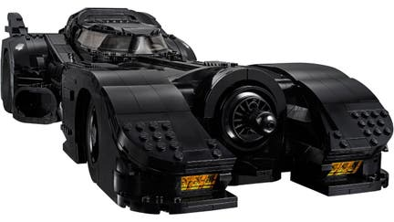 Lego Batmobile lets fans build 1989 'Batman' nostalgia