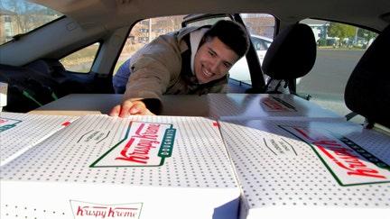 Krispy Kreme's underground doughnut reseller is coming back