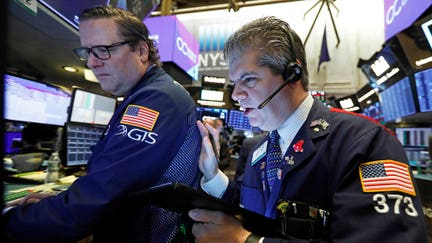 Stocks slip to start week following jobs-fueled rally
