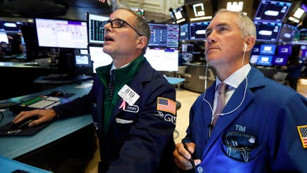 Dow breaks out to fastest start since 2013