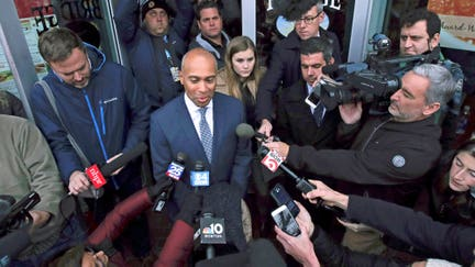 Deval Patrick faces scrutiny over Bain Capital ties as he joins 2020 race