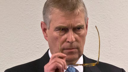 Prince Andrew tossed from Buckingham Palace