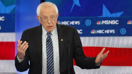 Sanders begs for cash to fight Biden super PAC threat