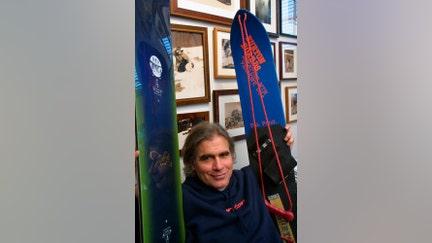 Snowboard pioneer behind Burton brand dies at 65