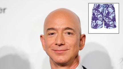 French swimwear brand relaunching Jeff Bezos' infamous octopus-print swim trunks