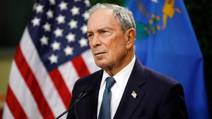 Bloomberg announces late entry into presidential race with $31M ad buy