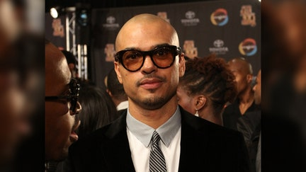 Youngest member of '80s Motown group DeBarge arrested with meth