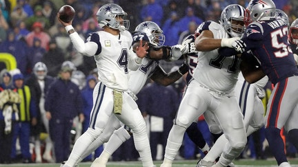Fox Sports nabs big ratings for Pats-Cowboys and big dollars for big game