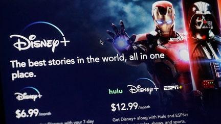 Disney + user accounts already found on hacking sites