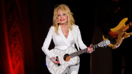 Dolly Parton issues social media challenge ahead of 'Heartstrings' Netflix premiere