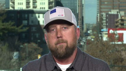 This veteran business owner wants to 'put a flag in every American's hand'