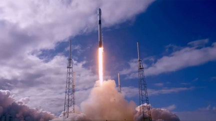 SpaceX rocket launches blockchain tech to International Space Station