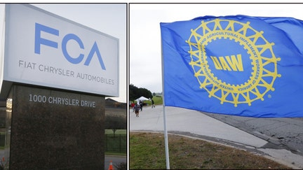 Auto workers, Fiat Chrysler reach tentative contract with $9K signing bonus