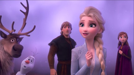 Disney's 'Frozen 2' hitting theaters with big box office expectations