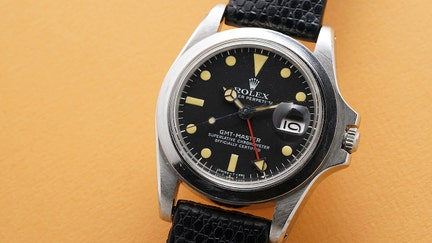 Rolex worn by Marlon Brando fetches big money at auction