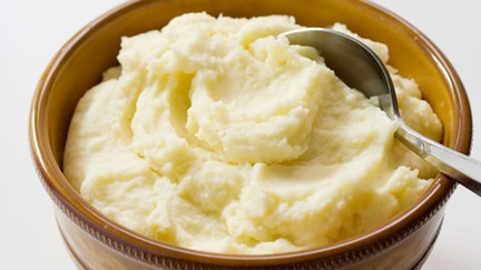 What mashed potatoes say about the US economy