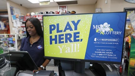 Mississippi residents line up to purchase lottery tickets in state for first time