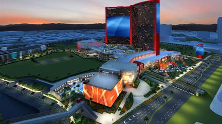 Resorts World Las Vegas adds to record price tag, touts new features ahead of 2021 opening