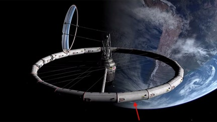 """""""Space hotel"""" in development set for 2025 completion"""