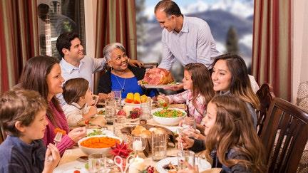 Thanksgiving dinner gets hipster overhaul: 'Grandma serves gluten-free dressing'