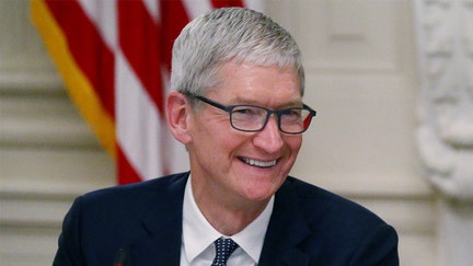 Apple CEO Tim Cook's 2019 pay revealed