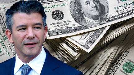 Uber co-founder Travis Kalanick has dumped almost $1.5B of stock