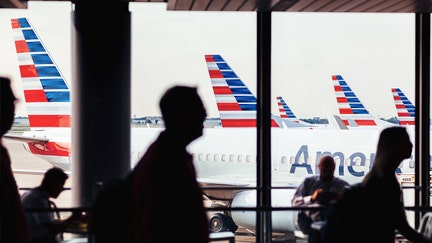 American Airlines offers passport scanning on its mobile app for international travel