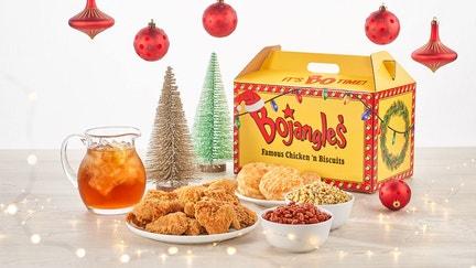 Bojangles' launches a holiday-themed Big Bo Box