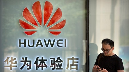 Huawei moving US research center to Canada