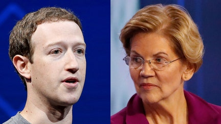 Warren rips Zuckerberg's meeting with Trump: 'Corruption, plain and simple'
