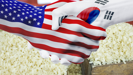 South Korea agrees to open market to US rice worth $110M per year