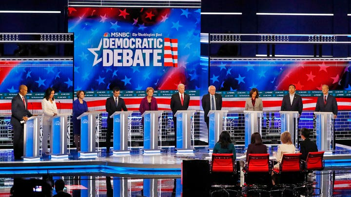 Democrat sweep in 2020 could cause 'significant' market correction