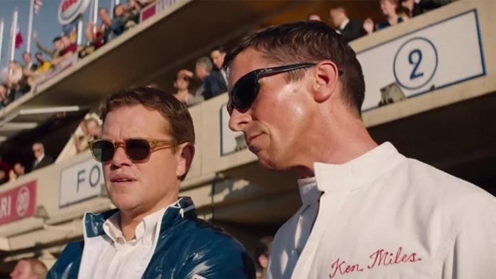 Ford vs. Ferrari film showcases racecars worth millions